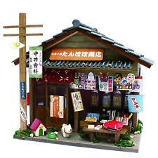 Doll House Miniature Model Kit Figure Handcraft Japanese Snack Shop / Billy