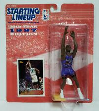 MARCUS CAMBY - Toronto Raptors Kenner Starting Lineup SLU 1997 NBA Figure & Card
