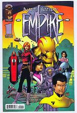 EMPIRE #1 & #2 - 2000 - Mark Waid, Barry Kitson - NM/M