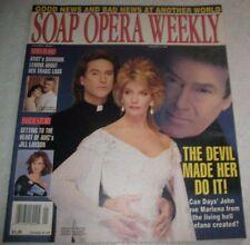 Soap Opera Weekly Magazine Jan 1995 Deidre Hall Drake Hogestyn Days of Our Lives
