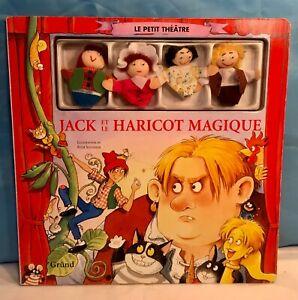 The Petit Theatre: Jack The Haricot Magic Illustrations Peter Stevenson Ed.grund