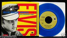 ELVIS PRESLEY-Promised Land-Blue Vinyl 45-RCA #PB 13929-Rockabilly