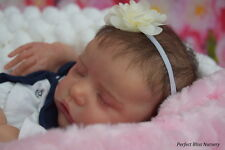 *PBN* YVONNE ETHERIDGE REBORN BABY GIRL SCULPT TWIN B BY BONNIE BROWN 0117