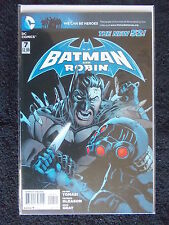 Batman and Robin 7 VF/NM to NM- (New 52)