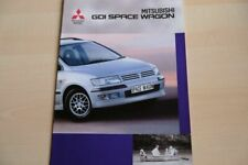 208560) Mitsubishi Space Wagon GDI Prospekt 09/1999