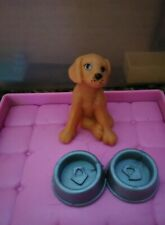 Barbie Happy Family dog from dollhouse