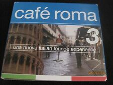 Cafe Roma Cafe Roma 3 CD JK138