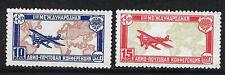 RUSSIA 1927 1st Intl. Air Mail Congress: SUPERB SET SG499-500 MVLH CV £65 (447)