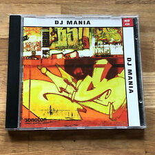 DJ MANIA - CD - VARIOUS - SONOTON - ELECTRONIC FUNK STAGE SOUNDTRACK BIG BEAT