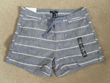 Gap Blue and White Stripe Shorts Size 4