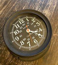 Vintage Seth Thomas Seasprite lll boat ship clock model 1028