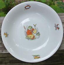 Vinatge Children's Decorative Epiag czechoslovakia Soup Plate