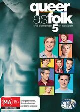 Queer As Folk: Series 5  - DVD - NEW Region 4