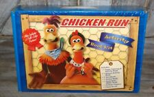Landoll's Chicken Run Activity Book Kit+Posters New In Package! Fun kiy
