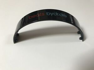 New - Top Headband for Beats By Dr Dre Wireless Headphone - Black