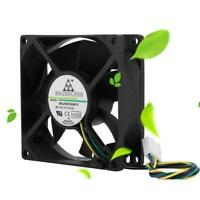 SHLF0812KHE-11 8CM 4Pin PWM Temperature Control Chassis Cooling Fan CPU Cooler Y