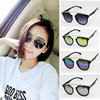 2a454e73bb9 Men Women Aviator Retro Vintage UV400 Sunglasses Driving Fishing Glasses  Unisex