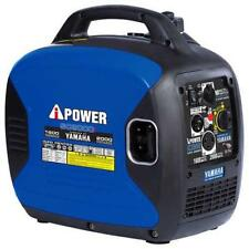 A-Ipower 1600W Running / 2000W Peak Yamaha Powered 120V Gas Inverter Generator