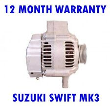 SUZUKI SWIFT MK3 MK III 1.3 HATCHBACK 2006 2007 2008 - 2015 RMFD ALTERNATOR