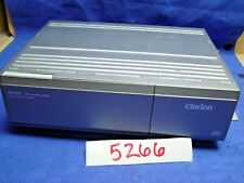 New listing Clarion Dc625 6 Disc Cd Changer With Cartrige