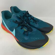 Nike Air Zoom Terra Kiger 5 GEODE AQ2219-302 Mens US Size 11 trail running shoes