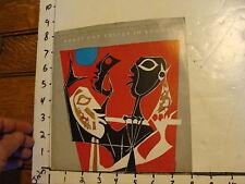 "Vintage Brochure ""KUNST UND KULTUR"" (ART & CULTURE) IN BOCHUM GERMANY"
