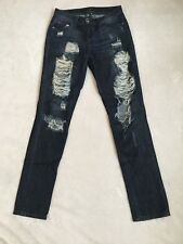 Celebrity Pink Girl Friend Distressed Jeans Size 0/24