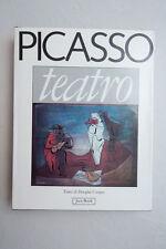 PICASSO - TEATRO - 1987 - Jaca Book