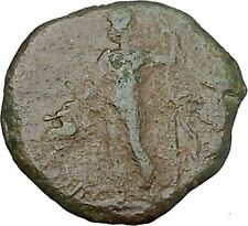 TRAJAN 98AD DIONYSUS Roman Provincial Mint Authentic Ancient Coin i45437