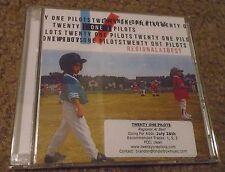 "Twenty One Pilots - ""Regional At Best"" / ""self-titled"" 2-CD Promo / RARE"