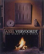 Axel Vervoordt  Story of a Style by Meredith Etherington-Smith Assouline 1st Ed