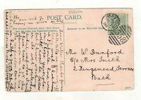 EDW.VII. 1906..RADSTOCK.  DUPLEX POSTMARK.PLEASE SEE PICTURE