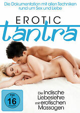 DVD Erotic Tantra - The Indian Love teaching and Massage