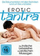 DVD Erotic Tantra - Die Indische Liebeslehre und Massage