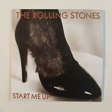 The ROLLING STONES ♦ Limited Edition & Remastered CD ♦ START ME UP