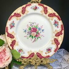 Paragon Cheltenham Display Plate with Floral Centre