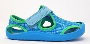 903634-400 Nike Toddler Sunray Protect TD Still Blue/Chlorine Blue