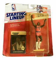 NBA Starting Lineup SLU Danny Manning Action Figure 1988 Kenner