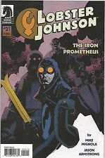 LOBSTER JOHNSON IRON PROMETHEUS #2 (2007) Back Issue (S)