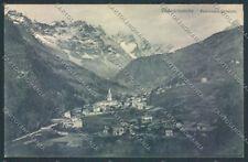 Aosta Valtournenche cartolina MQ5034