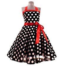 Vintage-Kleider aus Polyester für Damen in Größe 40
