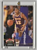 1992 Topps Stadium Club card #32 Magic Johnson Mint Condition.