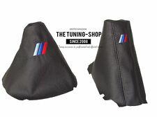 For Bmw 5 E60 E61 03-06 Gear & Handbrake Boot Leather M3 /// Embroidery