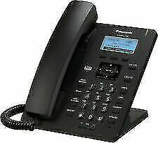 NEW Panasonic KX-HDV130NE SIP Phone in Black YELL 2