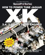 HOW TO POWER TUNE JAGUAR XK 3.4, 3.8 & 4.2 LITRE ENGINES - HAMMILL, DES - NEW PA
