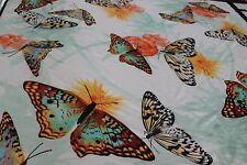 """c NEUF ! Foulard oversize """"Papillons"""" HM  ! Juste sublime ! H et M écharpe paréo"""