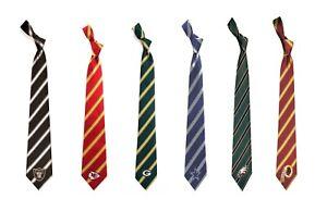 NFL Football - Men's Woven striped Necktie - Pick Your Team