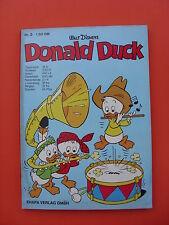 Donald Duck Taschenheft Nr.2 vom Januar 1975. NEU