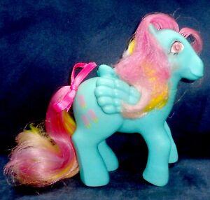 Rose: My Little Pony Vintage Twinkle Eye TE Pegasus Sweet Pop #2 EXCELLENT G1