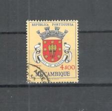 N°472 - MOZAMBICO 1961 - MAZZETTA DI 5 STEMMI - VEDI FOTO